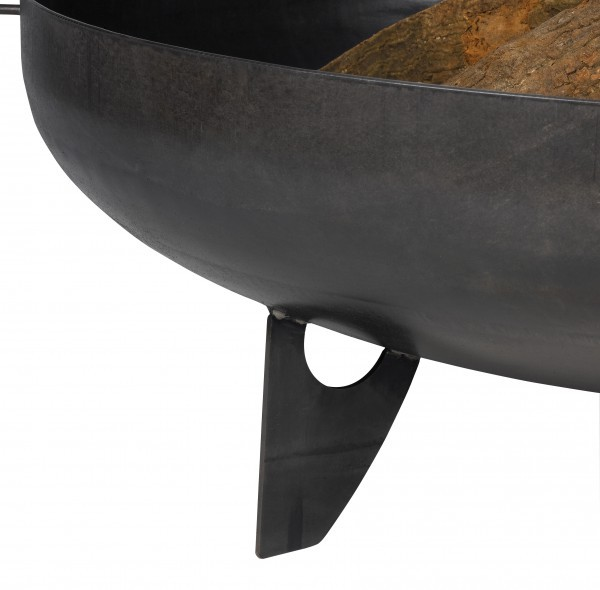 tragbare feuerschale 100 cm. Black Bedroom Furniture Sets. Home Design Ideas