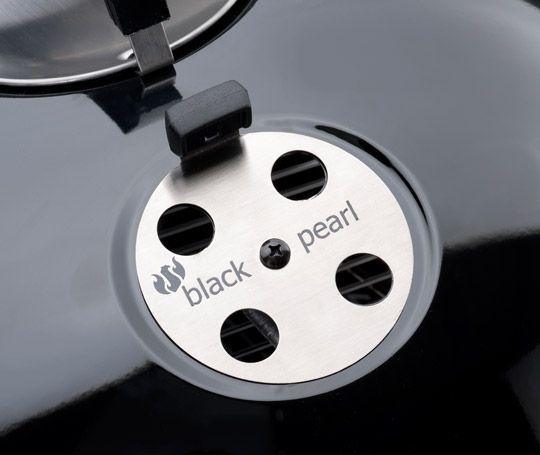 landmann kugelgrill black pearl comfort 31341. Black Bedroom Furniture Sets. Home Design Ideas