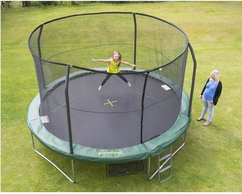 Trampolin JumpKING JumpPOD CLASSIC 4,2 m Totaldiscount.de