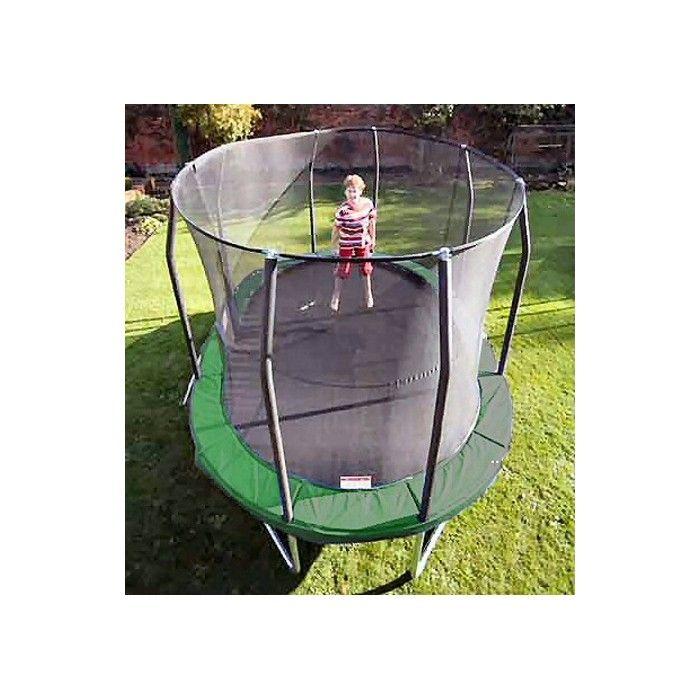 jumpking trampolin ovalpod 2 5mx3 4m. Black Bedroom Furniture Sets. Home Design Ideas