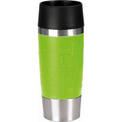 Thermobecher Lime 0,36 l TRAVEL MUG Emsa