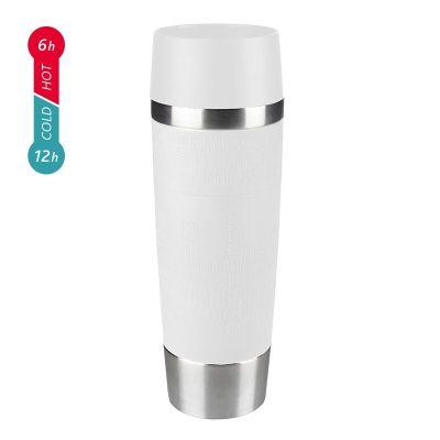 thermobecher xxl 0 5l white emsa travel mug grande. Black Bedroom Furniture Sets. Home Design Ideas